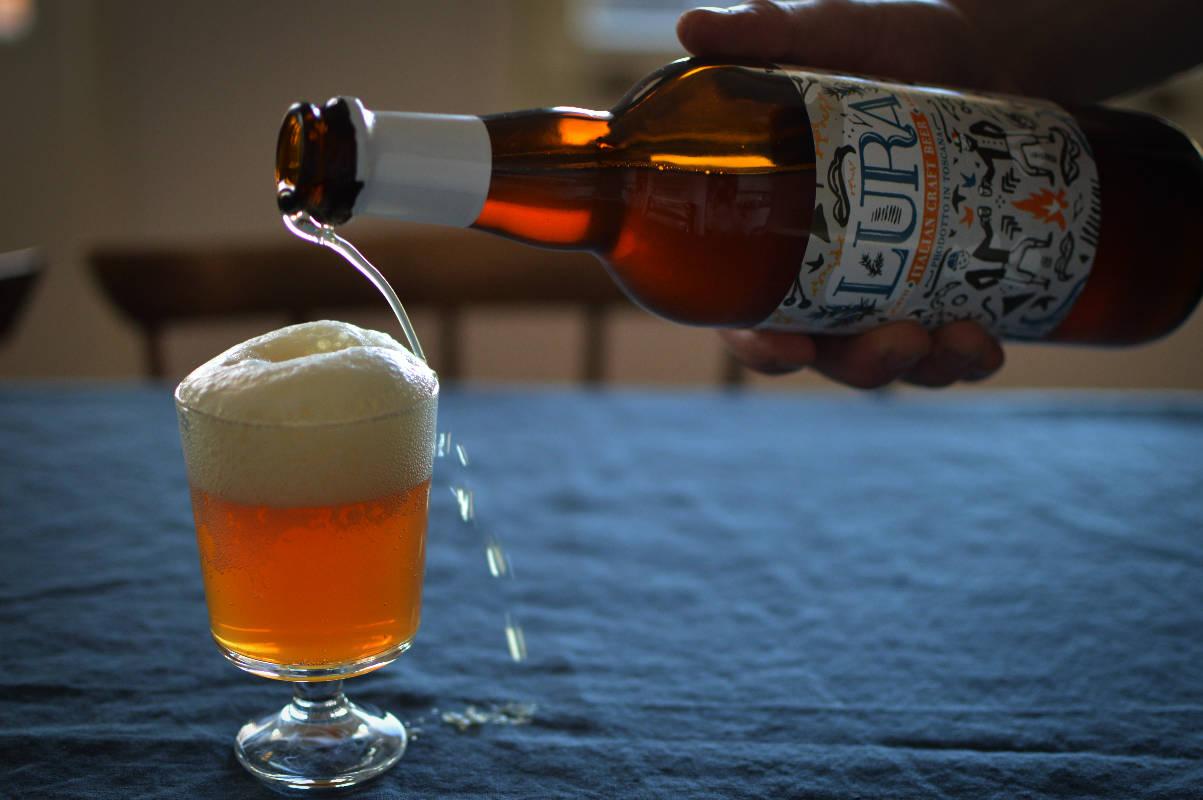 Lura, the Finnish-Italian beer