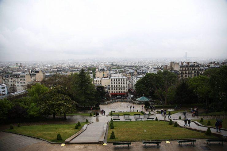 Finding the spirit of Paris - a mini guide | Due fili d'erba | Two blades of grass | Thais FK | Sacre Coeur | Montmartre