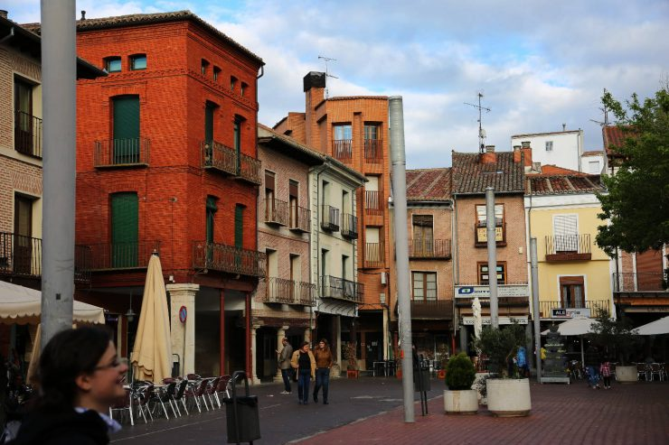 Medina del Campo | Interrail: From Paris to Lisbon, and all that happened in between | Two blades of grass | Thais FK