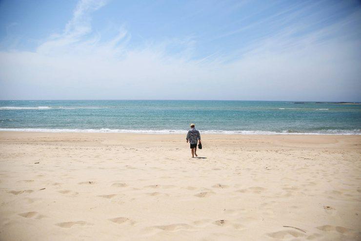 Portugal beach picnic | on Due fili d'erba | Two blades of grass