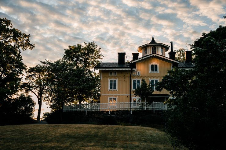 Where to stay when visiting Stockholm: Klubbensborg | on Due fili d'erba | Two Blades of grass | by Thais FK