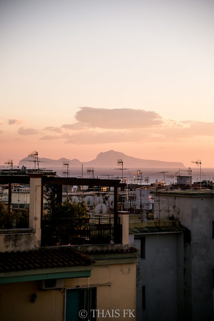 Naples: where to stay and photo journal   B&B La Bellavista, Portici   on Due fili d'erba   Two blades of grass   Text and photos by Thais FK