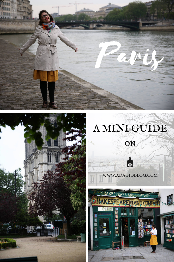 Find the spirit of Paris, a mini guide on The Adagio Blog, by Thais FK