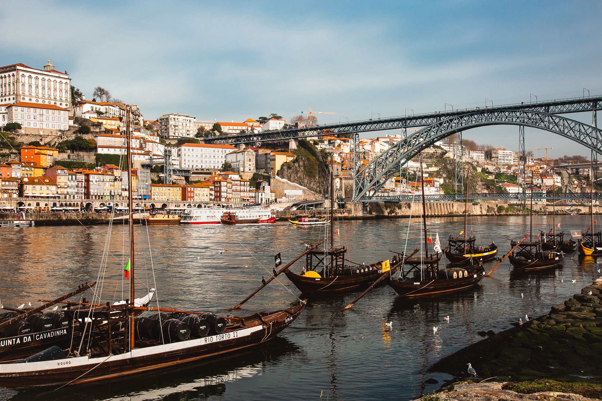 Luis I Bridge, Porto, Portugal - A one day Travel Guide on The Adagio Blog, by Thais FK