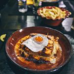 Francesinha toast in Porto, Portugal - A one day Travel Guide on The Adagio Blog, by Thais FK