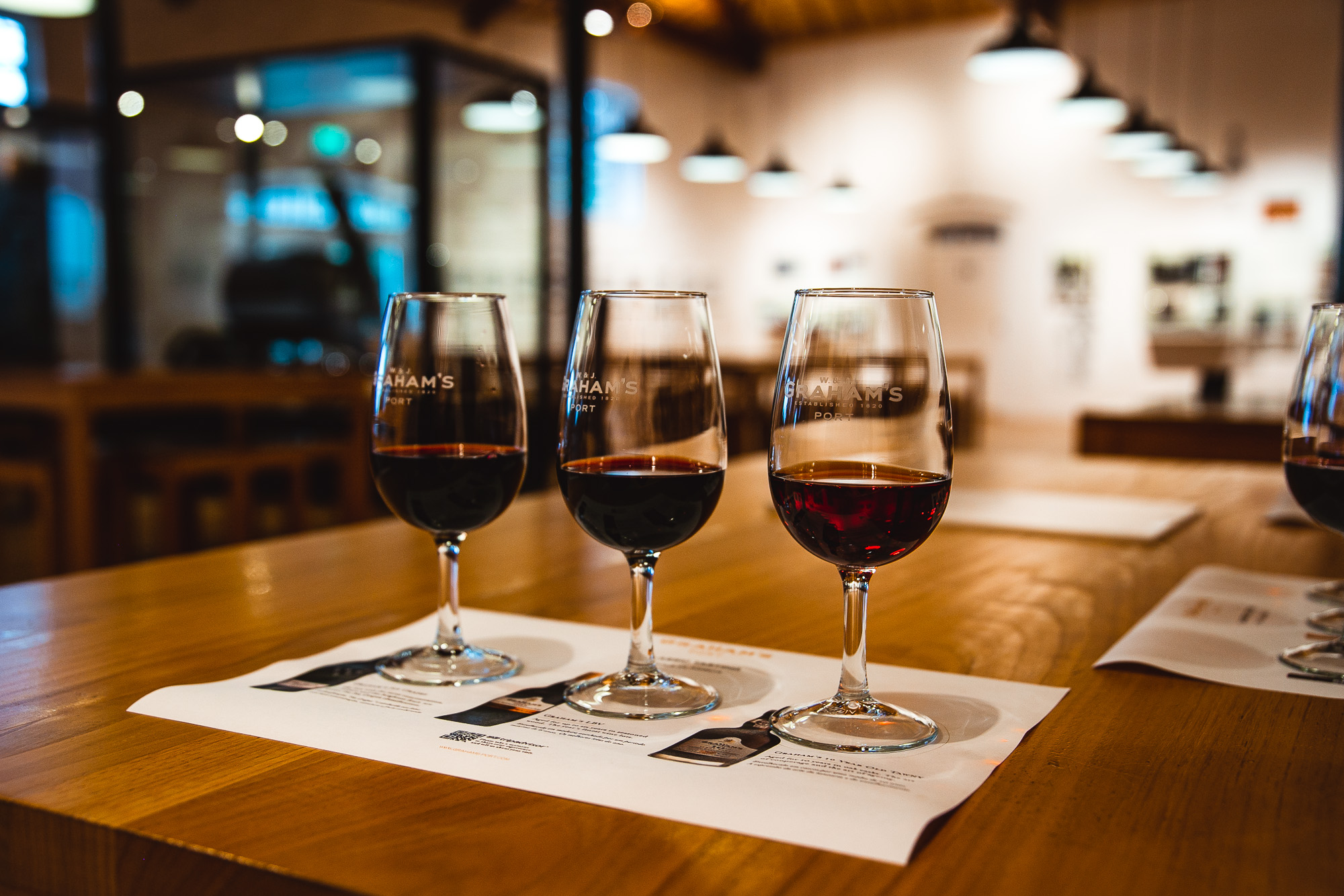 Port wine in Porto, Portugal - A one day Travel Guide on The Adagio Blog, by Thais FK