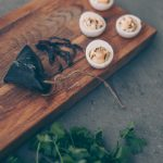 Stuffed eggs - 3 ways, from the Italian original recipe to two different Nordic twists | Recipe on The Adagio Blog, by Thais FK in collaboration with Smeg Nordic