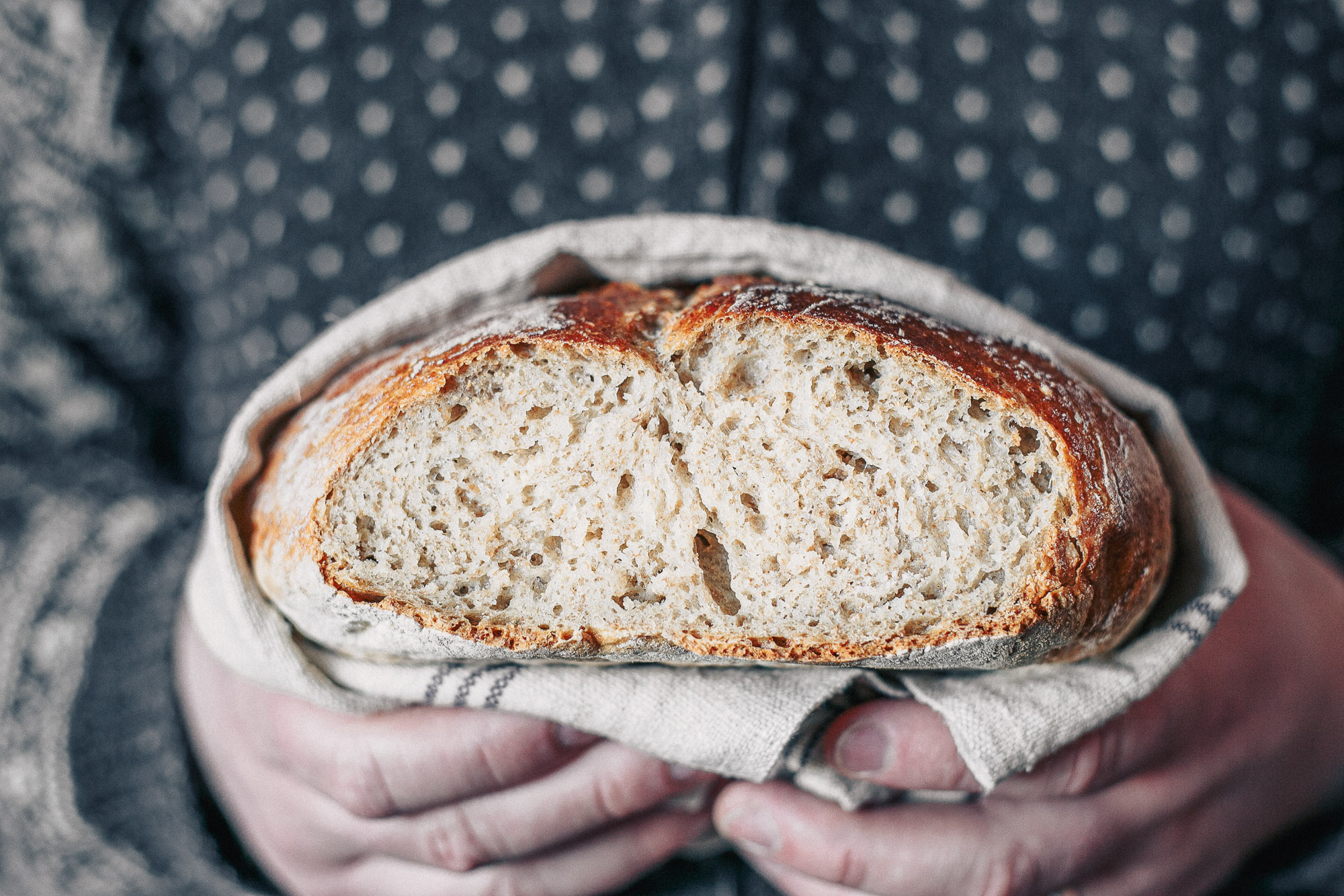 The Adagio Effortless Bread   On The Adagio Blog by Thais FK