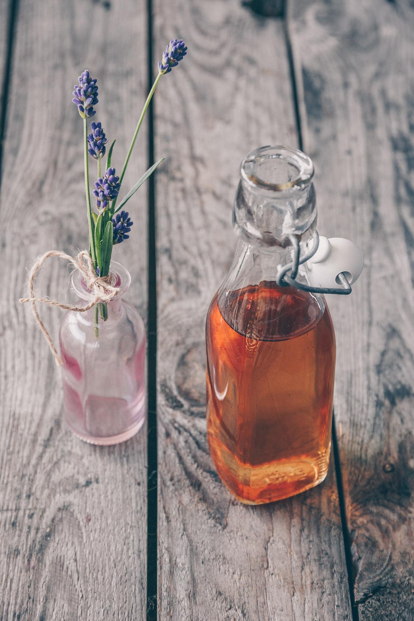 Lavender Syrup - Cocktails Adagio - The Adagio Blog
