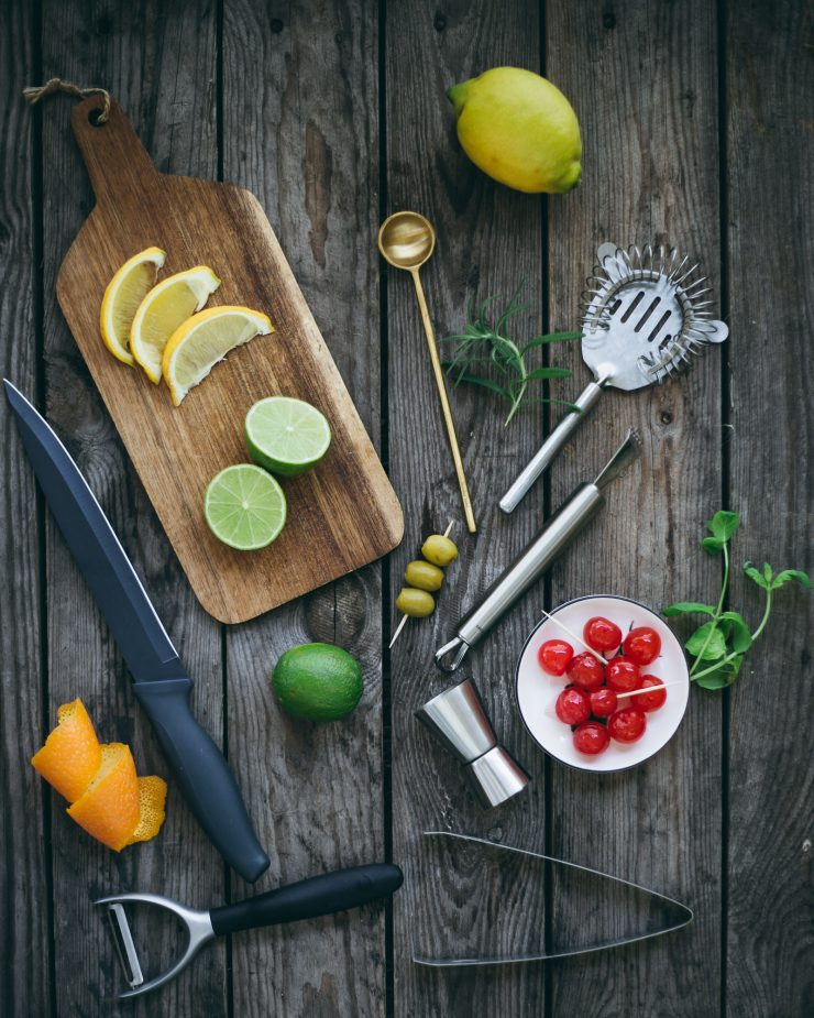 Cocktails Adagio by Klaus K. on The Adagio Blog