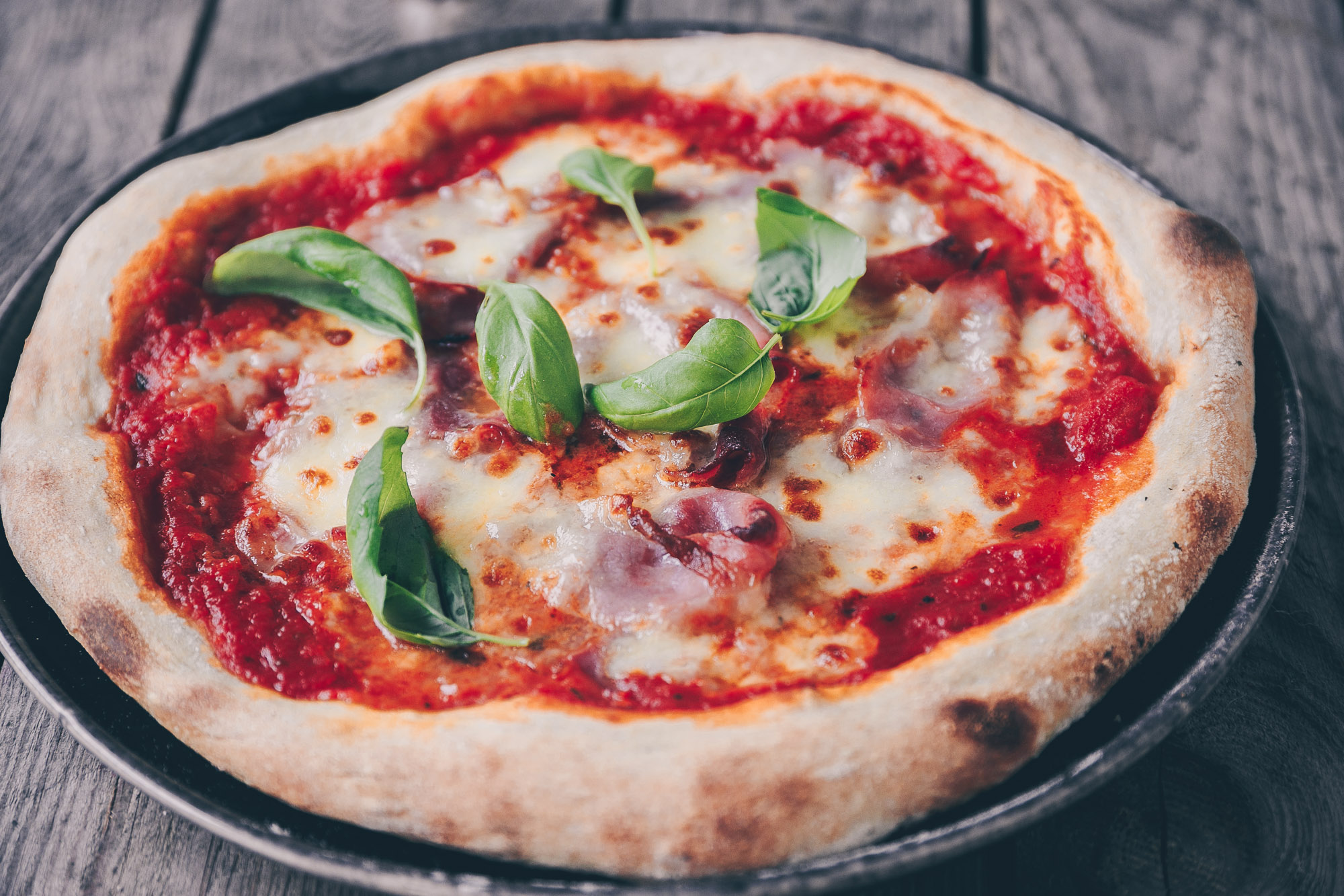 A family heirloom: Papà Vittorio's Pizza Dough and everything you need to know about making an Italian Pizza | Pizza Dough 101 | on The Adagio Blog