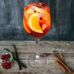 The Lingonberry Aperitivo | An original Recipe of Cocktails Adagio by The Adagio Blog