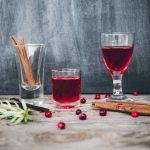 Lingoberrie Forest Liqueur | An original Recipe of Cocktails Adagio by The Adagio Blog