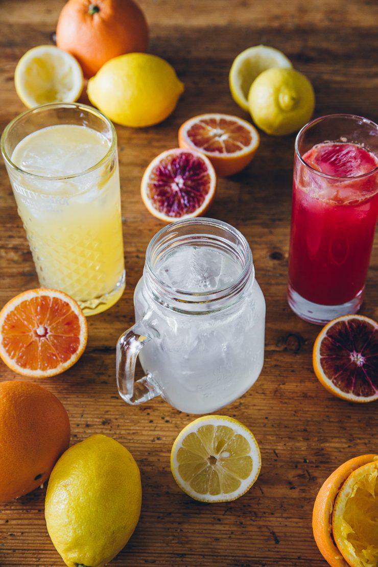 The Classic Lemonade of Cocktails Adagio