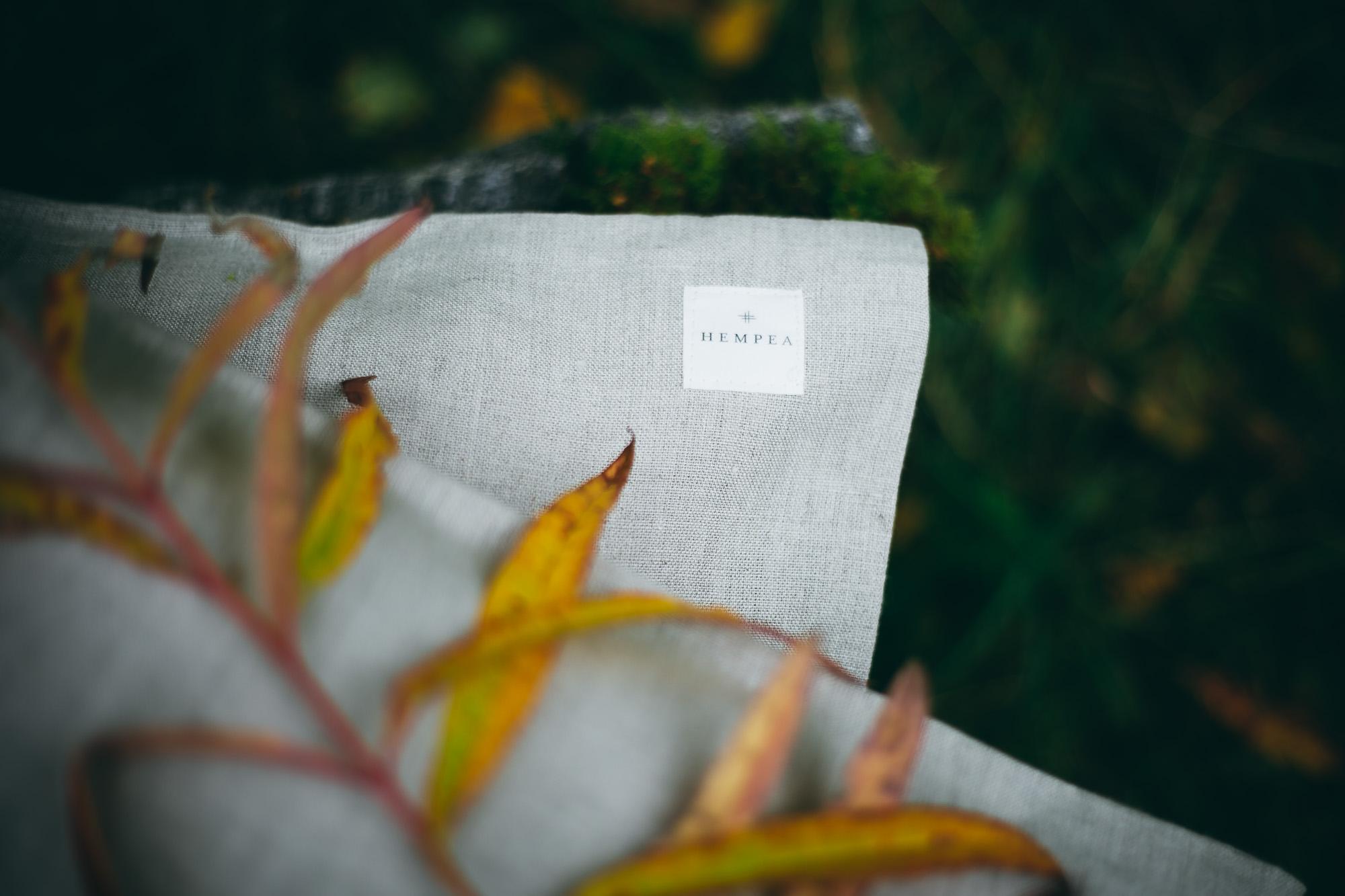 Thais FK X Hempea - The Lappish Hemp Textile Brand - The Adagio Blog