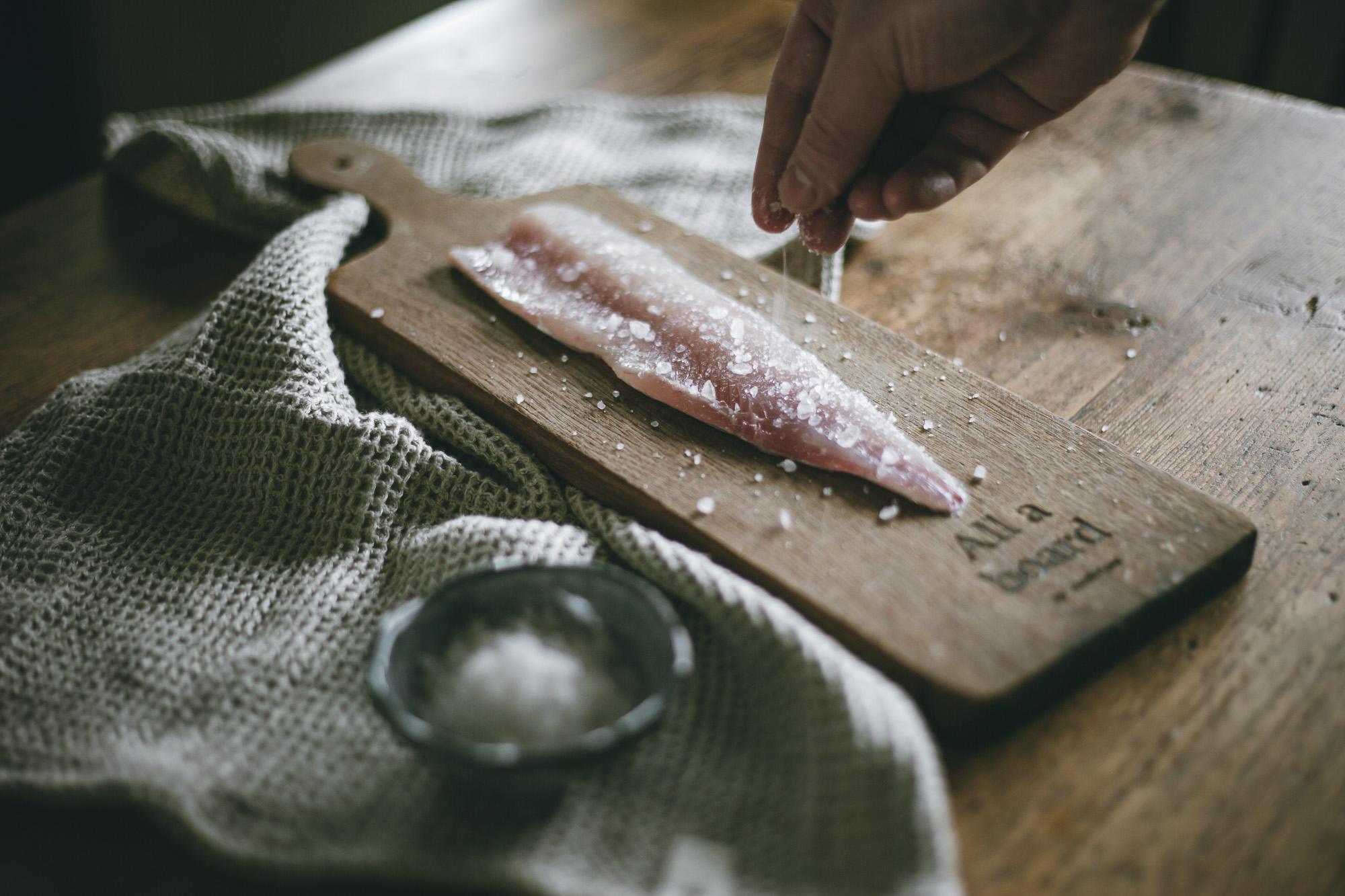 How to Grave Fish - The Adagio Blog